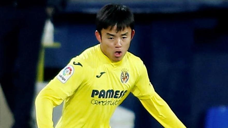 Kubo jugará cedido en el Getafe hasta final de temporada