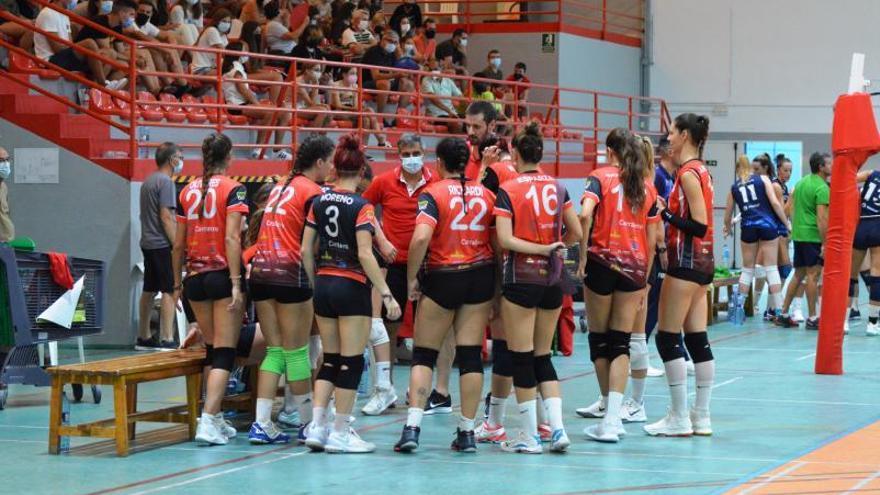 El Xàtiva Voleibol femenino pasa a la final autonómica de la copa