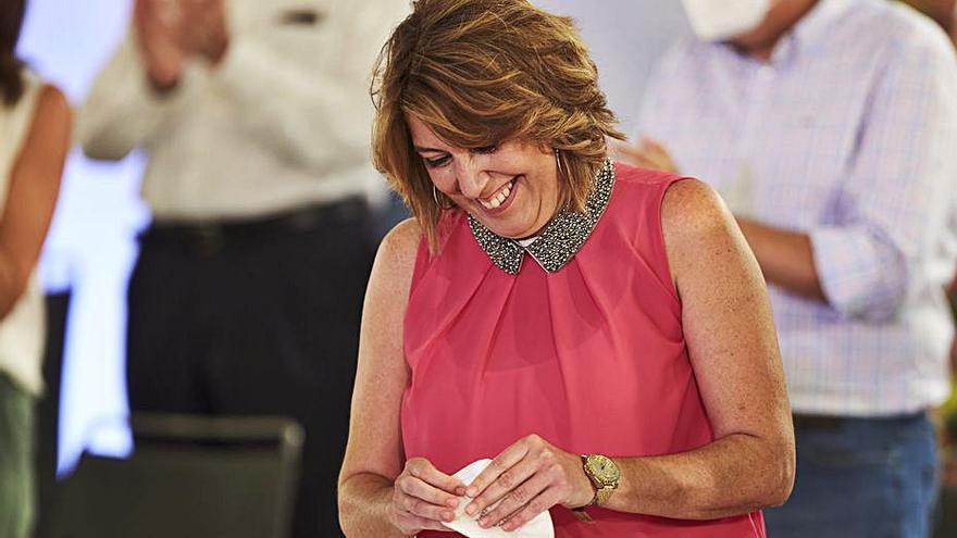 Susana Díaz acepta incorporarse al Senado por la cuota autonómica