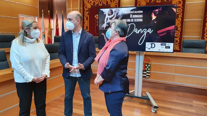 Molina de Segura reivindica su pasión por la danza con charlas, talleres y espectáculos