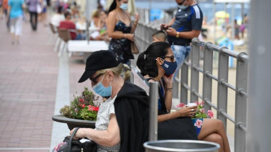 Canarias registra 81 brotes de coronavirus en la última semana