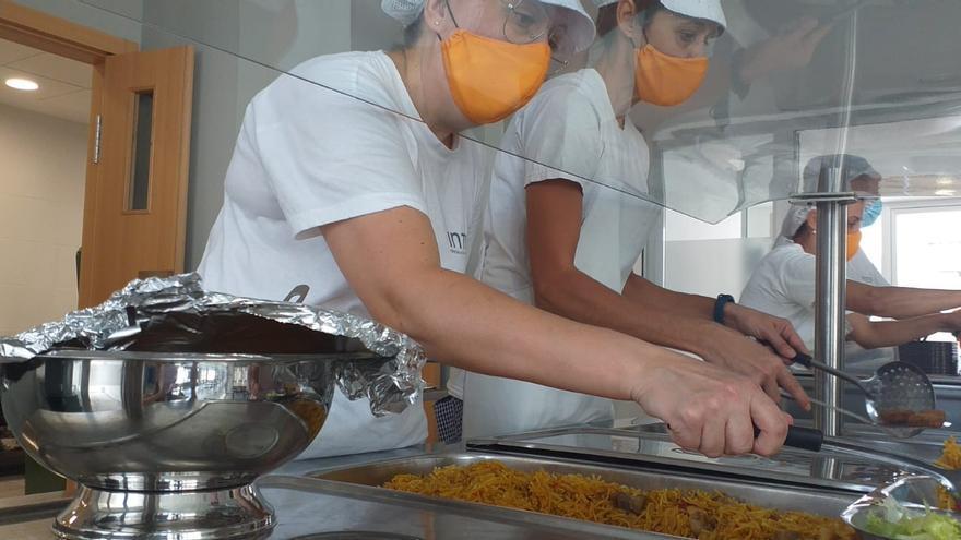 'Alimentando tu tranquilidad', el plan que garantiza la vuelta al comedor escolar de forma segura