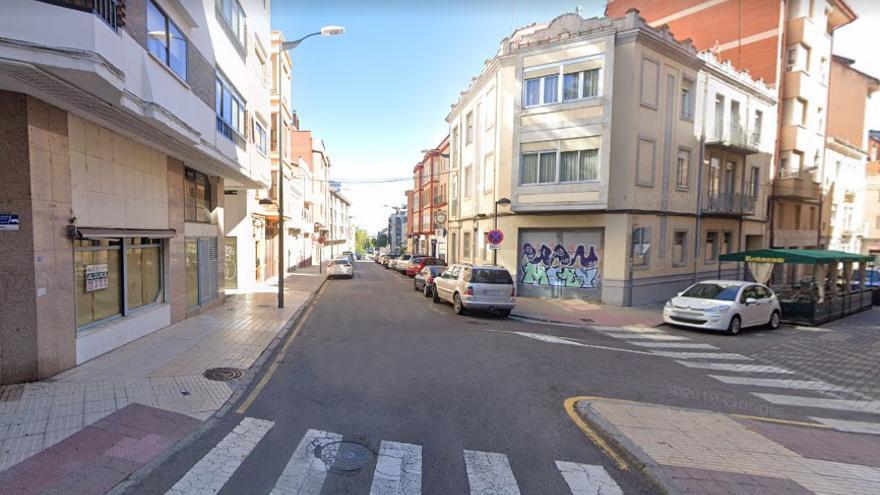 Corte de tráfico en Zamora capital: Leopoldo Alas Clarín