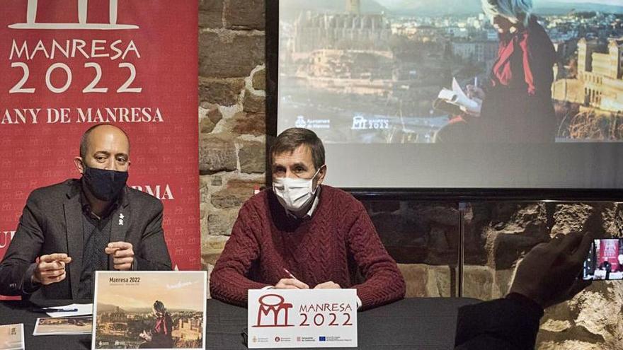 El compte enrere fins a la Manresa 2022 arrenca amb cultura i pensament