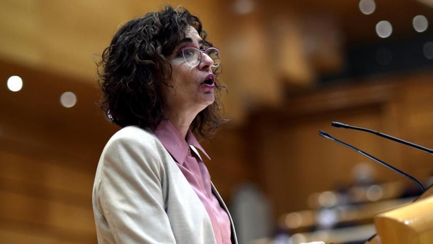 Montero acusa al PP de usar su acento para atacar a Andalucía