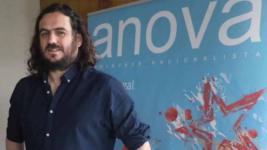 """Antón Sánchez se despide del Parlamento de Galicia, """"la vida son etapas"""""""