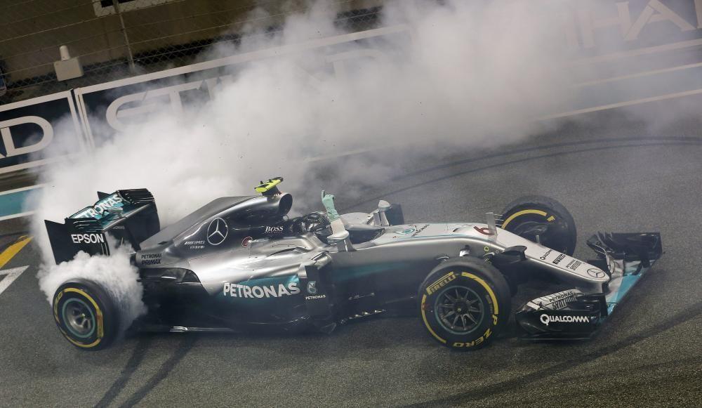 Gran Premio de Abu Dabi de Fórmula 1