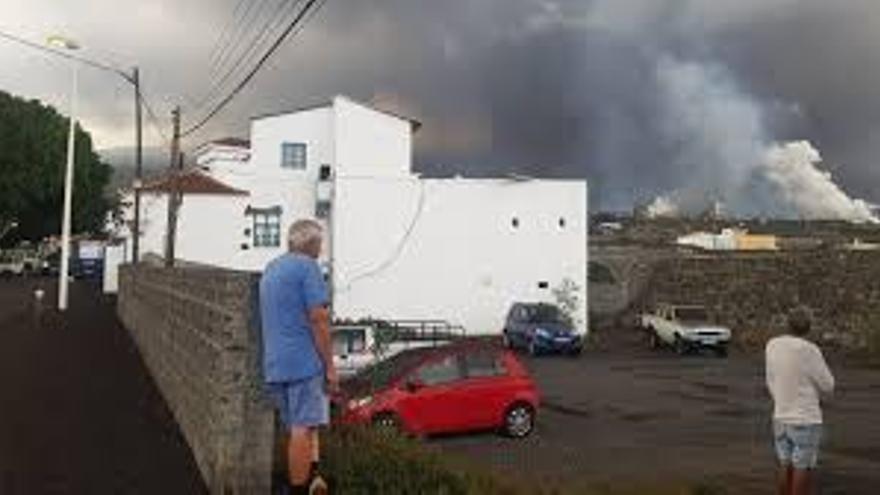 ¿Qué hacer si le sorprende un terremoto en La Palma?