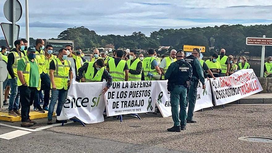 Ence anuncia a sus accionistas que pedirá indemnizaciones al Estado si se queda sin la concesión de Costas