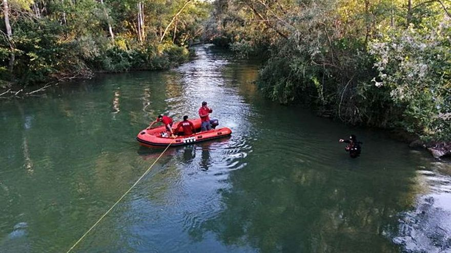 Troben mort un nen de 15 anys que  va desaparèixer dissabte al riu Segre