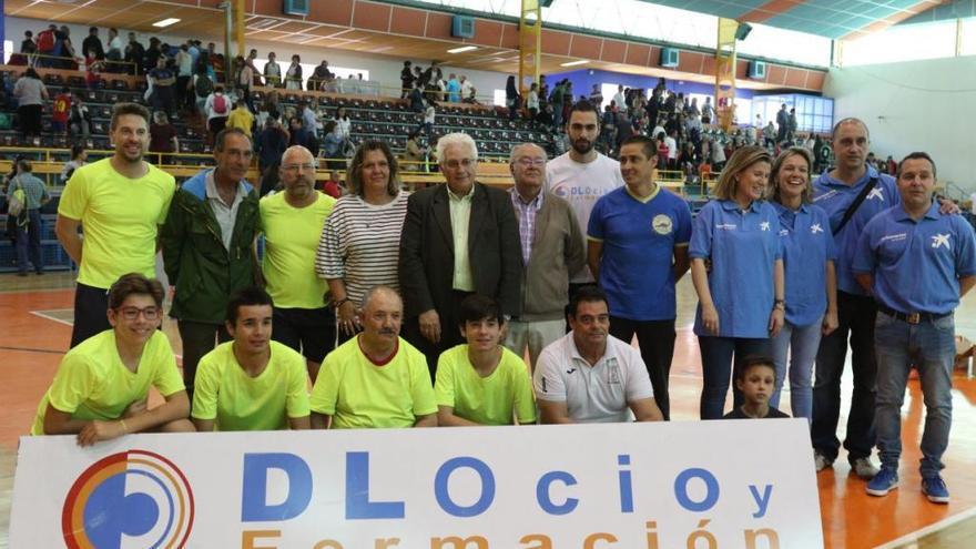 DLOcio y Formación pone en marcha la sexta edición de su torneo de San Pedro en homenaje a Julián Bernal