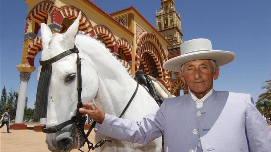 Fallece el jinete Juan Castaño, decano de la equitación cordobesa