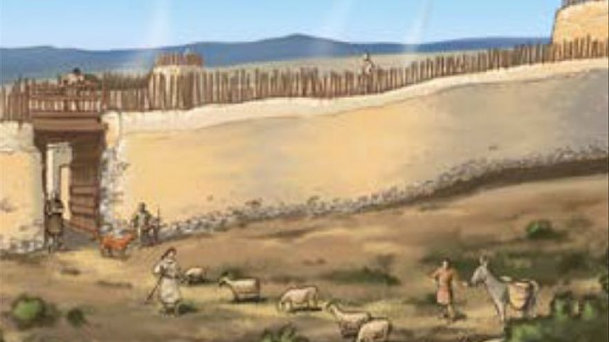 El poblado amurallado de los morrón de Cortes de Arenoso y su territorio