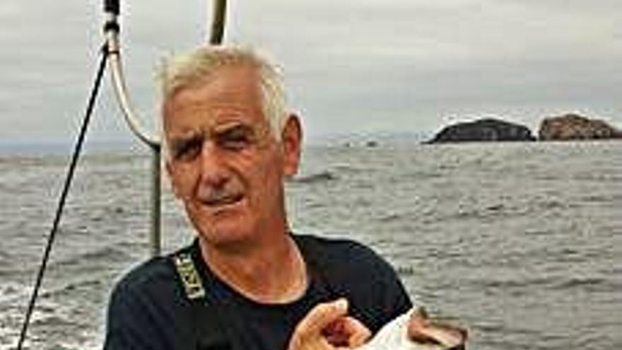 """""""Meterse en este sector hoy en día con las pesquerías que hay es una locura"""""""