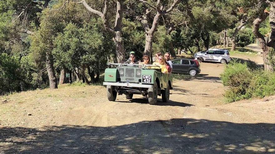 El Land Rover Serie I vuelve a sus orígenes en Barcelona 70 años después