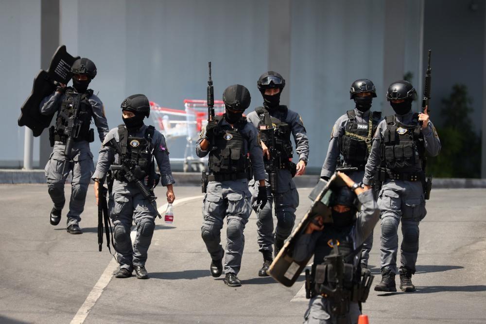Matança en un centre comercial de Tailàndia