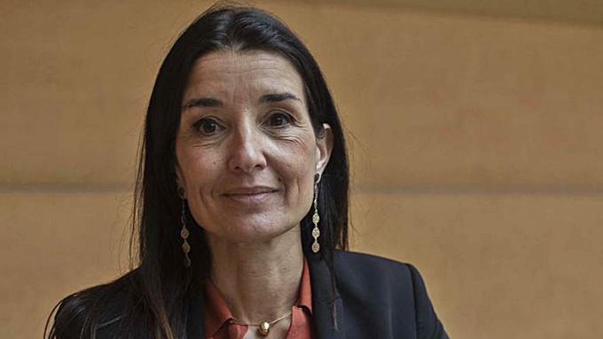 La síndica de Ciudadanos,  Ruth Merino, en 'La Panderola'