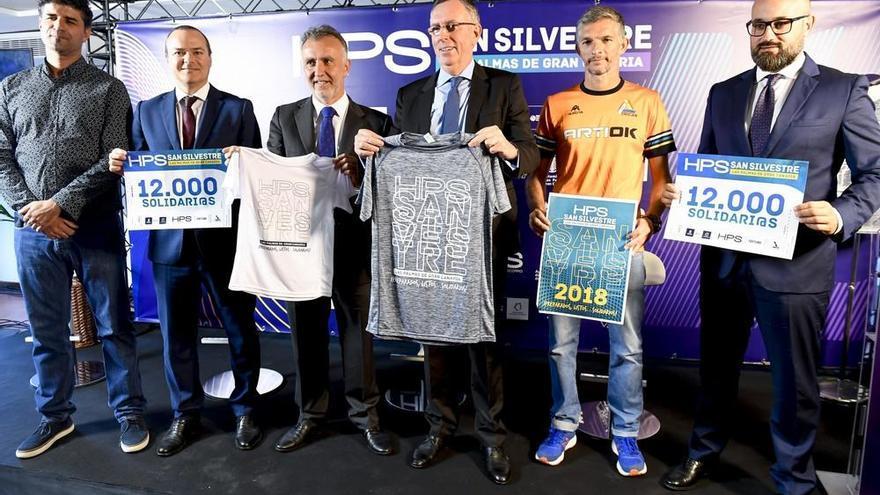 12.000 inscritos, el reto de la HPS San Silvestre de Las Palmas 2018