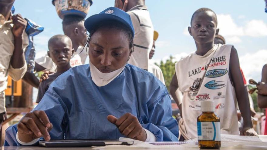 Mueren dos enfermos de ébola en el Congo tras escapar de un hospital
