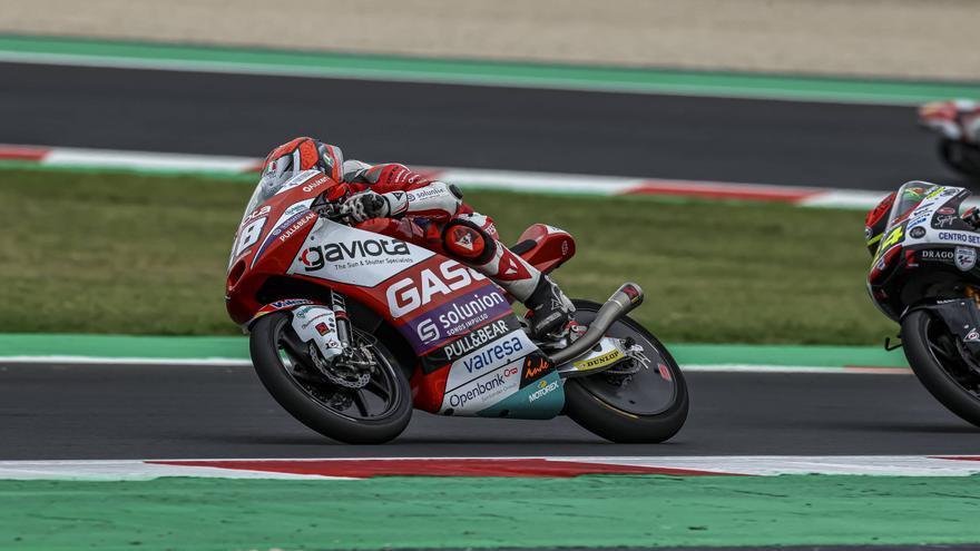 Sergio García logra un trabajado cuarto puesto en San Marino