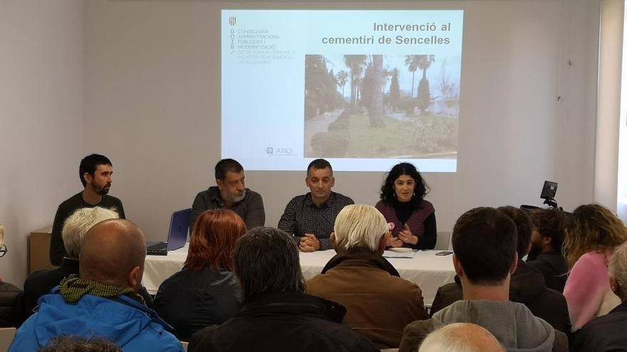 El Govern iniciará el miércoles la segunda fase de la exhumación de la fosa de Sencelles