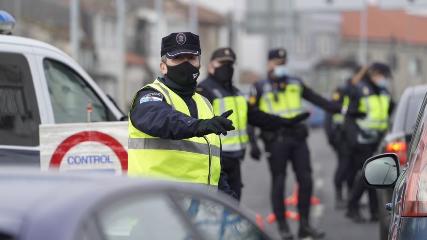 Los controles de las medidas frente a la COVID se intensificarán en Galicia durante la Semana Santa
