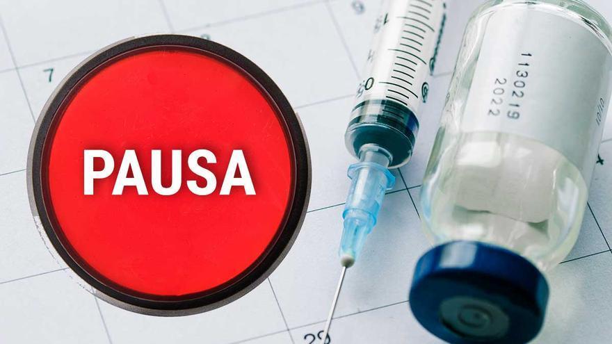 Sanidad propone retrasar la segunda dosis para acelerar la vacunación de la población