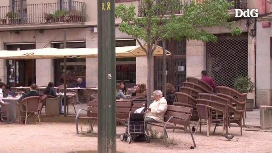 L'hostaleria de Girona tanca el cap de setmana amb un 55% d'ocupació