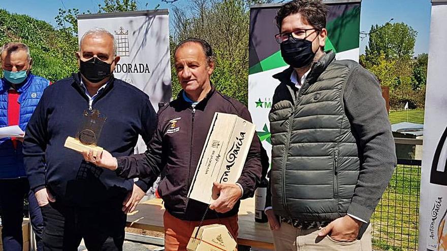 Golf en Zamora   Tomás Asunción se lleva el Torneo en El Maderal