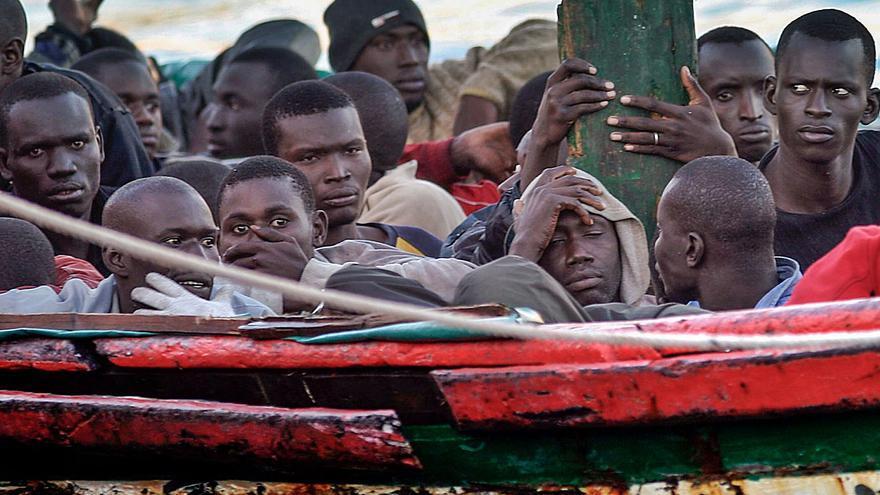 15 años desde que Cruz Roja, vecinos y fotoperiodistas empezaron de cero