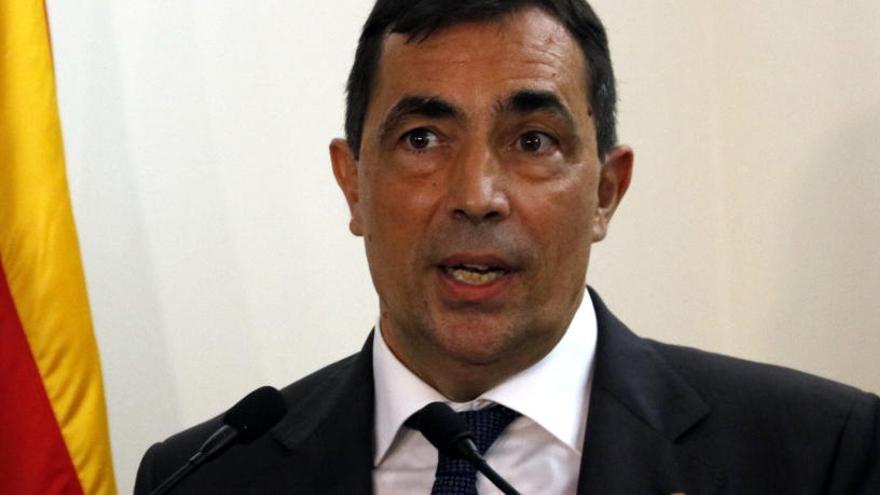 Lamela imputa l'exdirector dels Mossos i l'exsecretari d'Interior per l'1-O