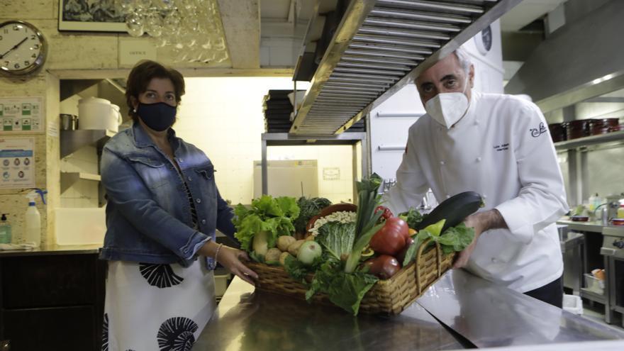 Fogones Kilómetro Cero: Fabas frescas, el ingrediente magistral de la fabada de Casa Fermín