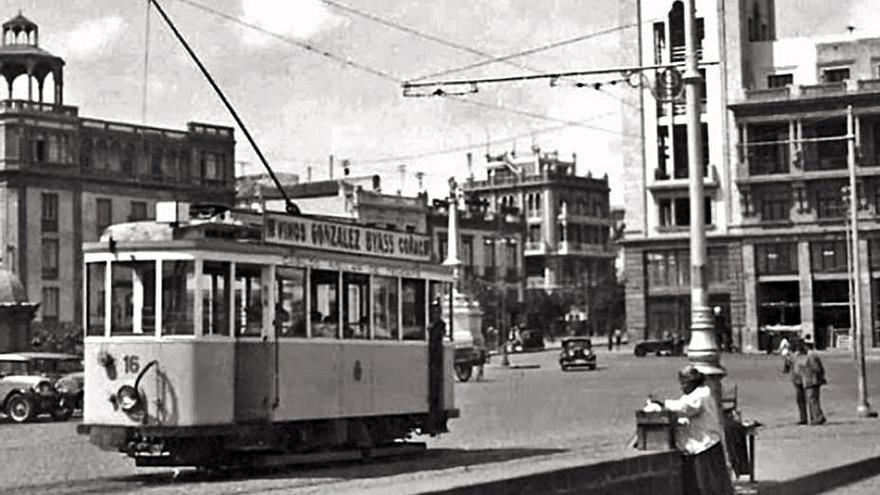 Historia del transporte colectivo de viajeros en Santa Cruz de Tenerife (I)