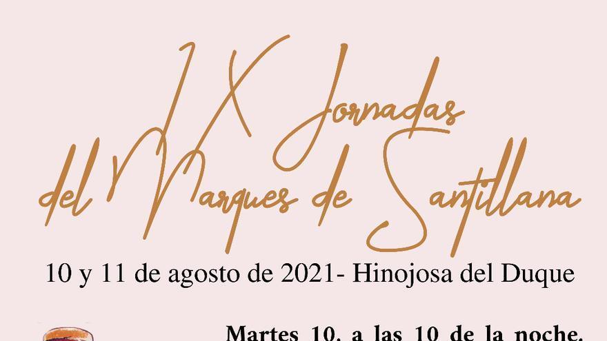 IX Jornadas del Marqués de Santillana: 11 de agosto