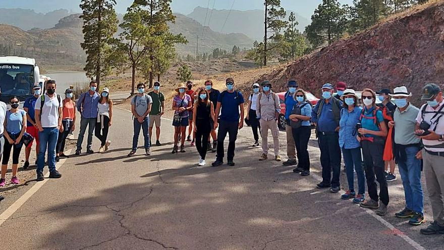 El Colegio de Ingenieros de Caminos  y Ascan respaldan Salto de Chira