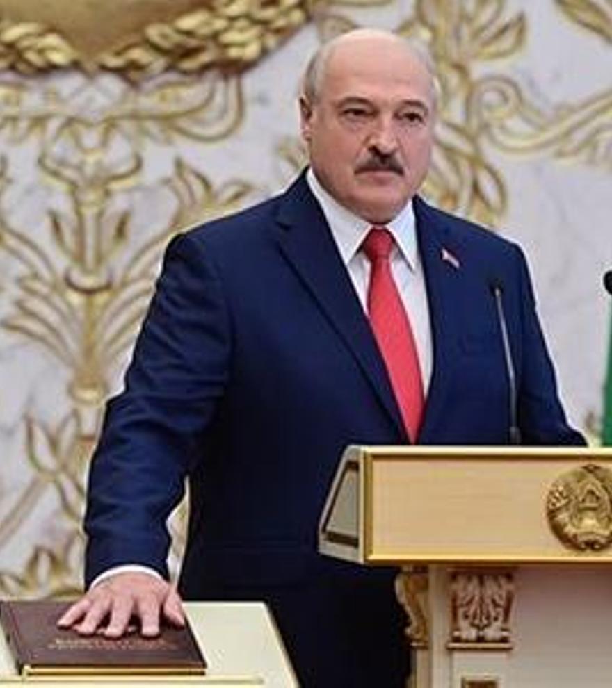 Bielorrusa detiene a una jugadora de baloncesto por criticar a Lukashenko