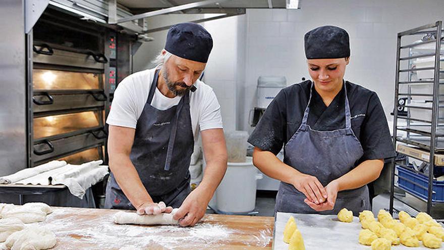 Leckeres schwedisches Brot in Santa Catalina