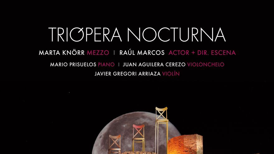 Little Ópera Zamora - Ópera Nocturna: Triópera