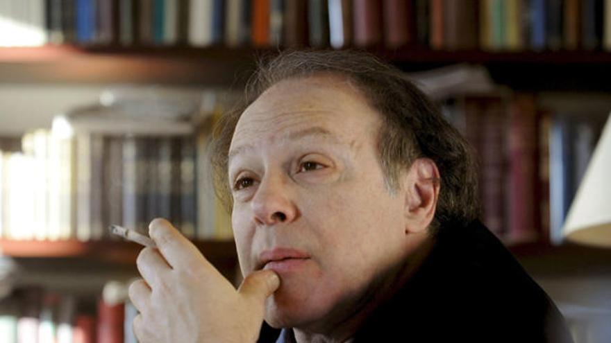Javier Marías, entre los favoritos para ganar el Premio Nobel de Literatura