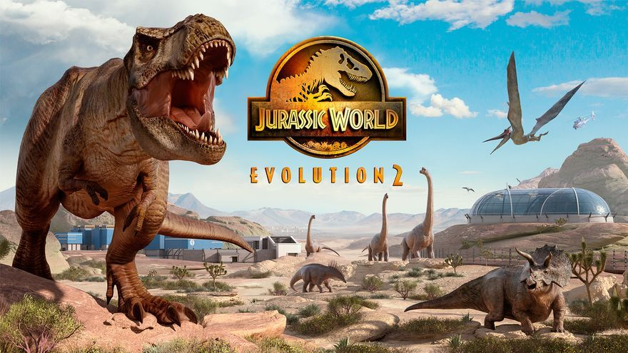 Regresan los dinosaurios: anunciado el desarrollo de Jurassic World Evolution 2