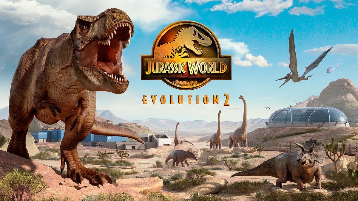 Regresan los dinosaurios: anunciado el desarrollo de Jurassic World Evolution.