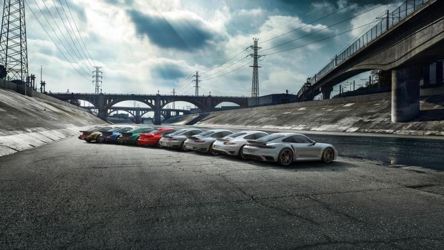 La historia del turbo, según Porsche