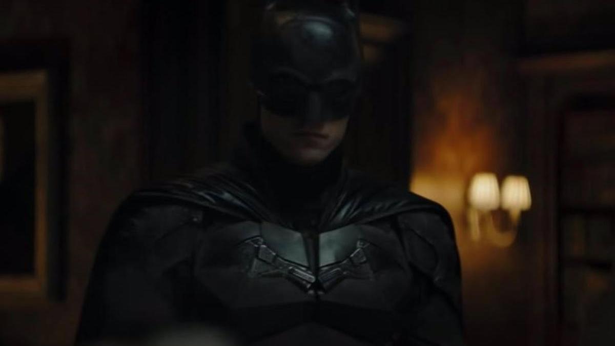 Una imagen de 'The Batman'.