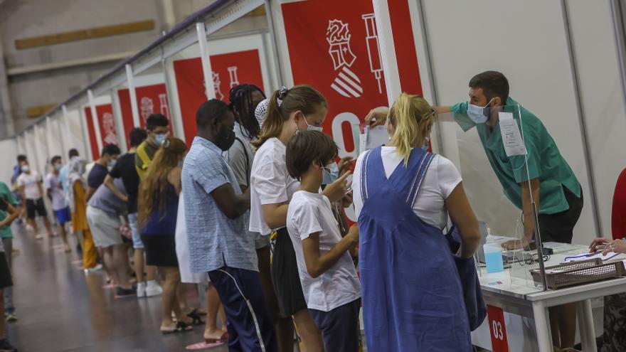 Vacunación en Elche: a partir del miércoles, en los centros de salud