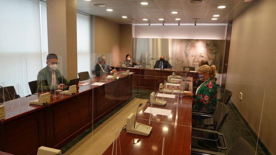 La Mesa da luz verde al nombramiento de Álvarez como portavoz de Cs