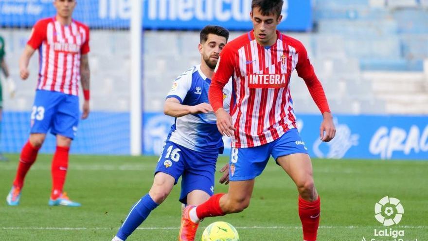 En directo: Djuka empata para el Sporting frente al Sabadell