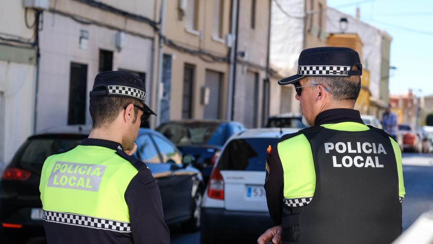 Emergencias 112 transfirió 2.809 incidentes a la Policía Local de Elda en 2020