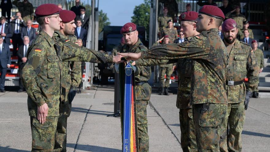 Detenido un militar alemán con material nuclear, armas y granadas