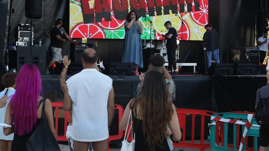 """Mil personas, en el Festival """"Jotia"""" de Zamora"""