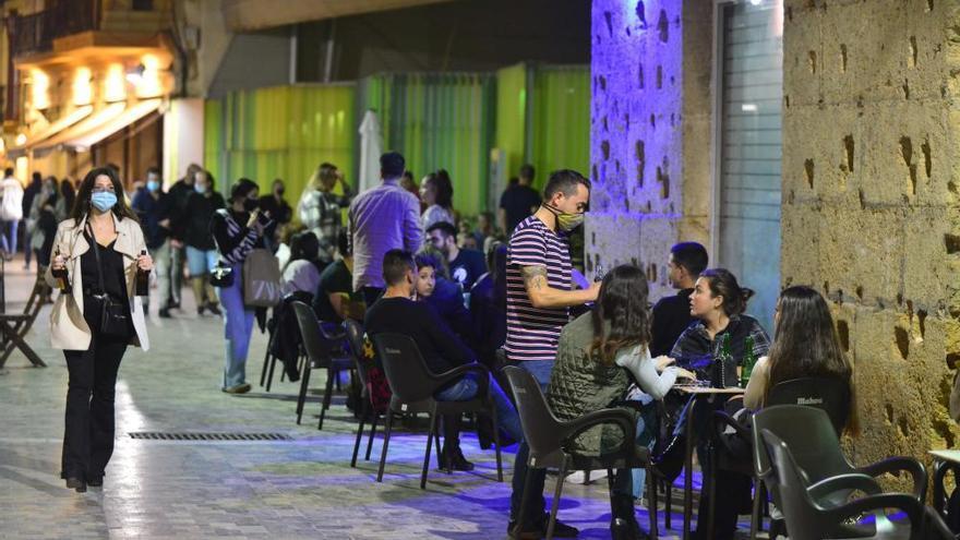Cierran el interior de los locales de ocio nocturno en la Región para frenar los contagios